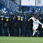 44 Danish hooligans charged over football violence