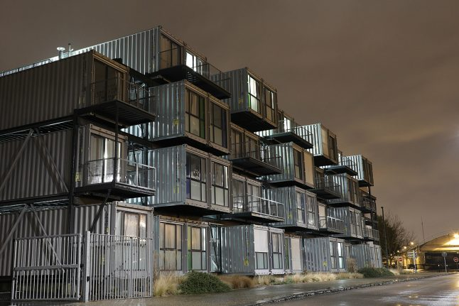 'Apartments in containers' for Danish students set for approval
