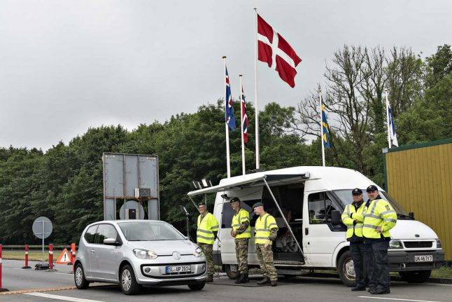 Denmark to propose changes to Schengen to enable extended border control