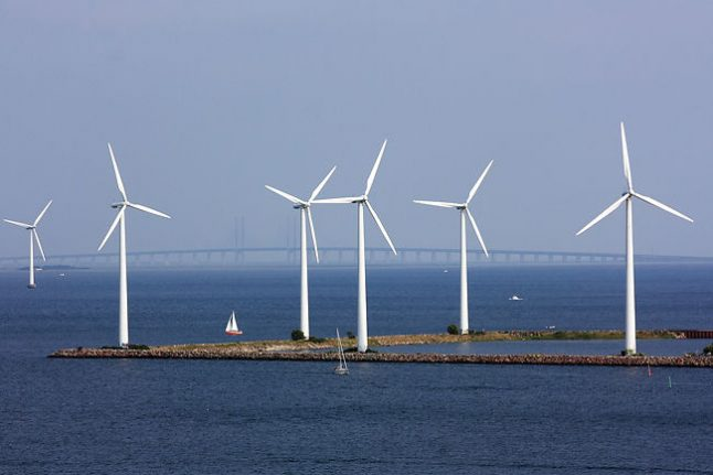 Danish windmills set all-time record for lowest single day production