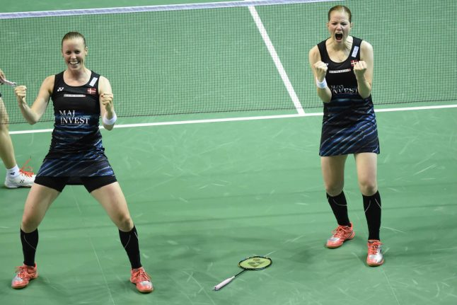 'Being a couple helps us play better': Danish badminton partners after announcing relationship