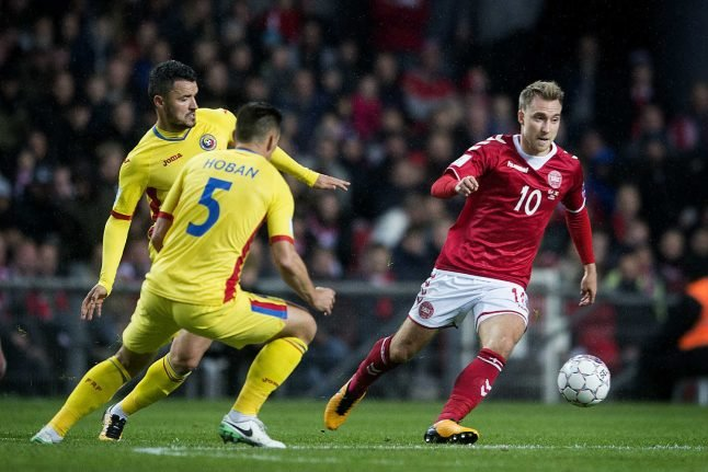 Denmark to meet Republic of Ireland in World Cup play-off
