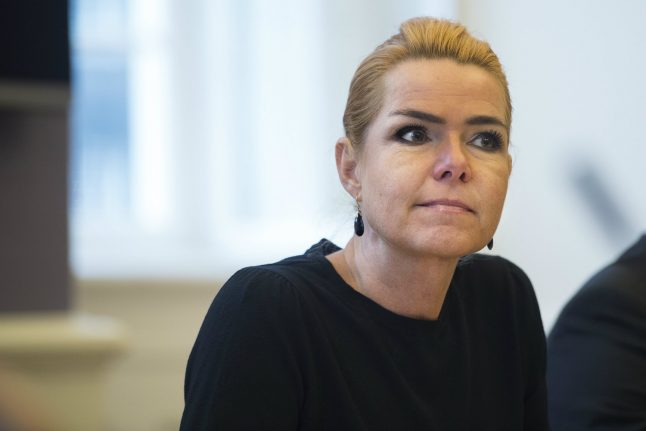 Immigration minister Støjberg gave incorrect information during parliament hearing