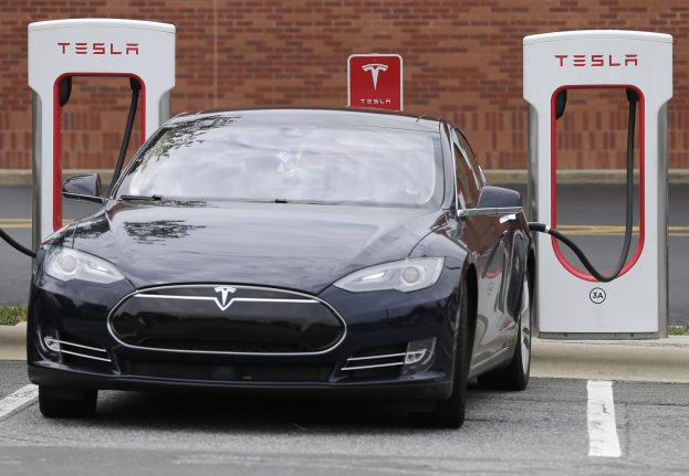 Danish pension funds criticised over Tesla investments