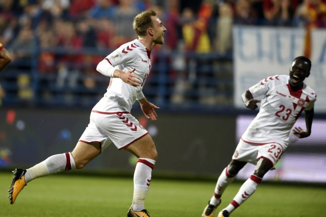 Denmark aiming for World Cup spot after crucial qualifying win