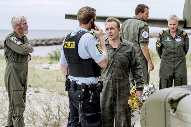 Denmark submarine captain refuses to answer police questions