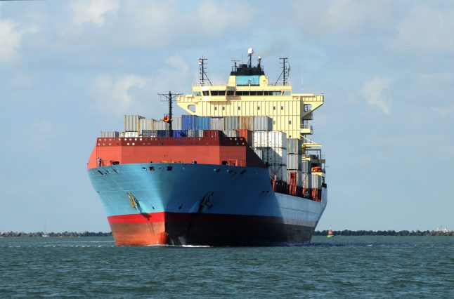 Denmark is world's seventh-biggest seafaring nation: report
