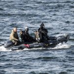Danish divers find arm in search for Kim Wall's remains