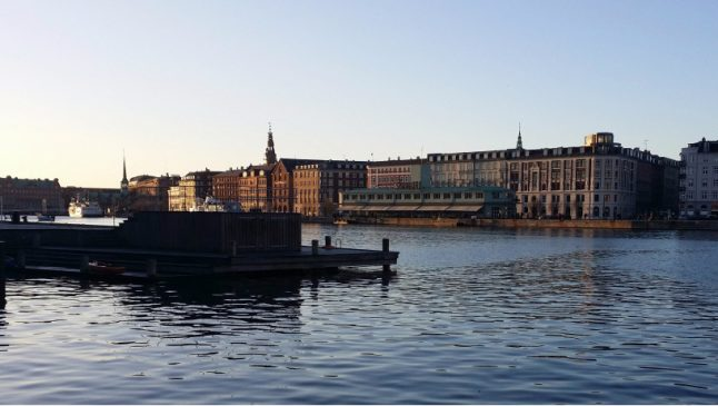 'Walk around Copenhagen, and you get familiarity and foreignness all in one'