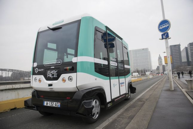 First driverless bus could be on road to Denmark