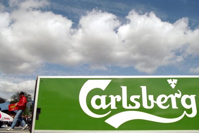 Denmark's disappointing summer drains Carlsberg coffers