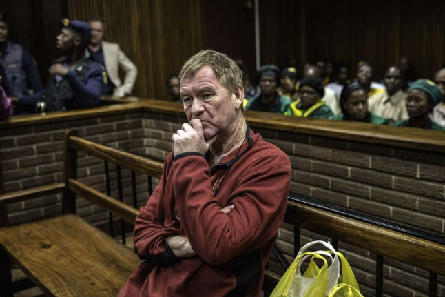 Dane accused of mutilating women in South Africa faces jail
