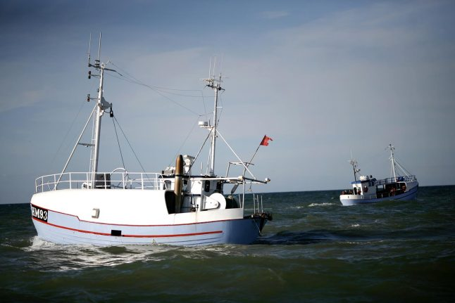 New Danish fisheries deal aims to reduce 'quota kings'