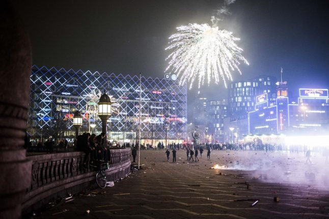 Strong winds to be only minus on Denmark's New Year's Eve