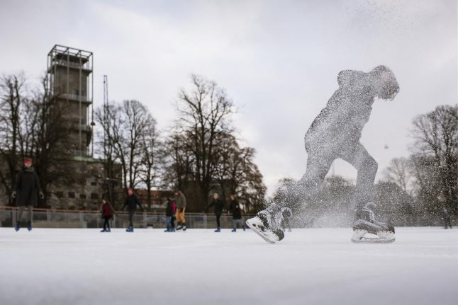 Sun and wet weather to dominate wintry Danish week