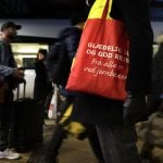 Train passengers travelled free on Denmark's busiest post-Christmas day