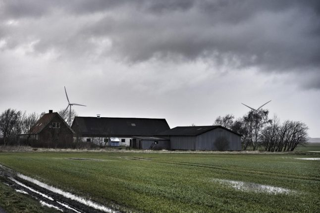 Few Danes complain about wind turbines: group