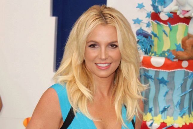 Britney Spears to drive Danish fans crazy at festival