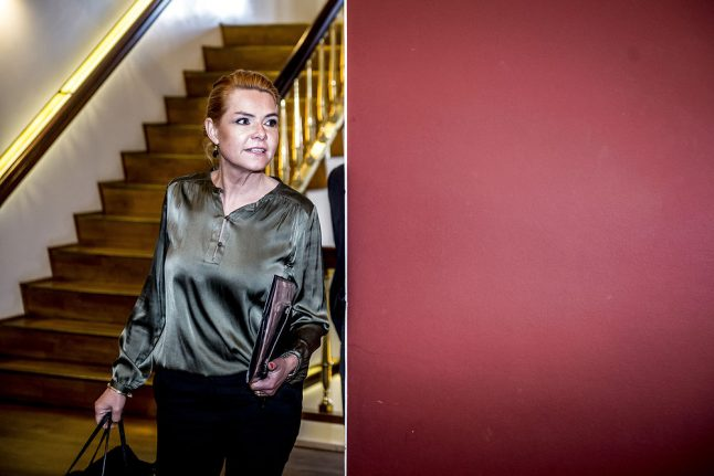 Denmark's immigration minister faces new criticism over EU ruling