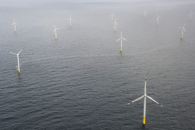 Denmark set wind power record in 2017: ministry