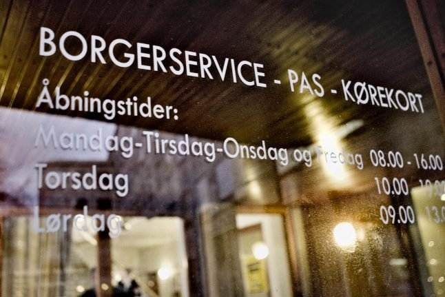 Danish woman stable after self-immolation attempt at local council