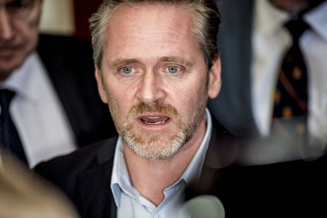 Danish party's grassroots calls for coalition exit after tax cut humiliation