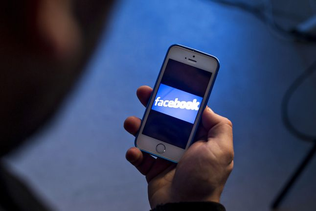 Danish TV station takes two weeks off Facebook