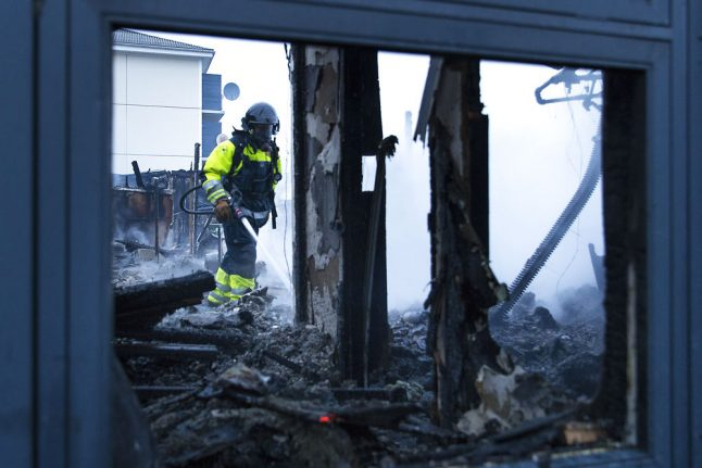 Fire at daycare probably started deliberately: police