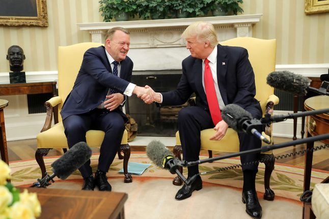 'Listen to America's young people': Danish PM to Trump