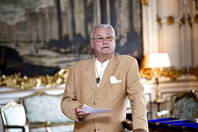 Prince Henrik leaves hospital to spend 'last days' at palace