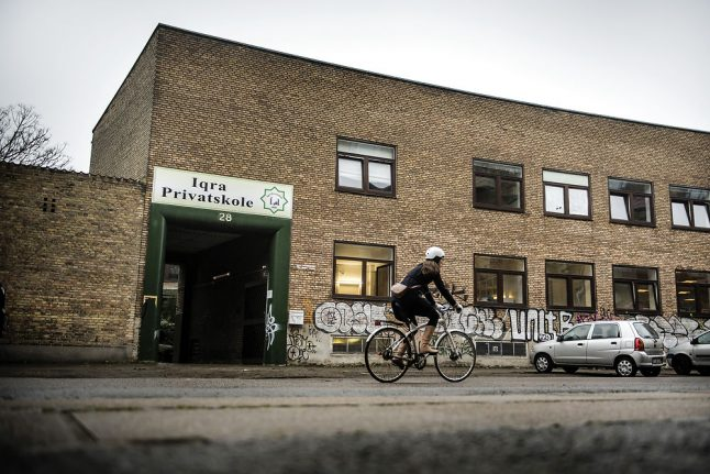 Ban private schools from teaching Arabic: Danish People's Party