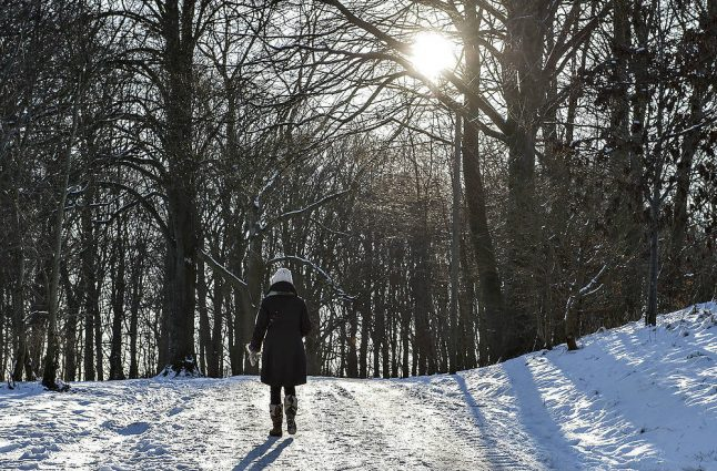 Winter sun to shine on in Denmark this week