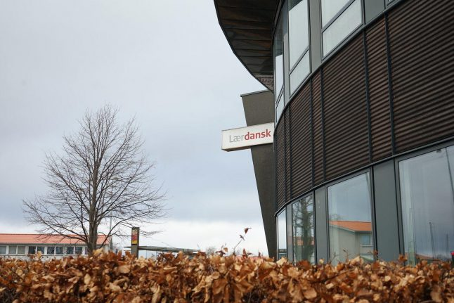 Tax plan means uncertainty for students and teachers at Denmark's language schools