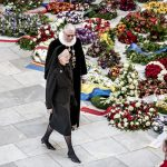 Queen Margrethe thanks Danish public for support following Prince Henrik's funeral