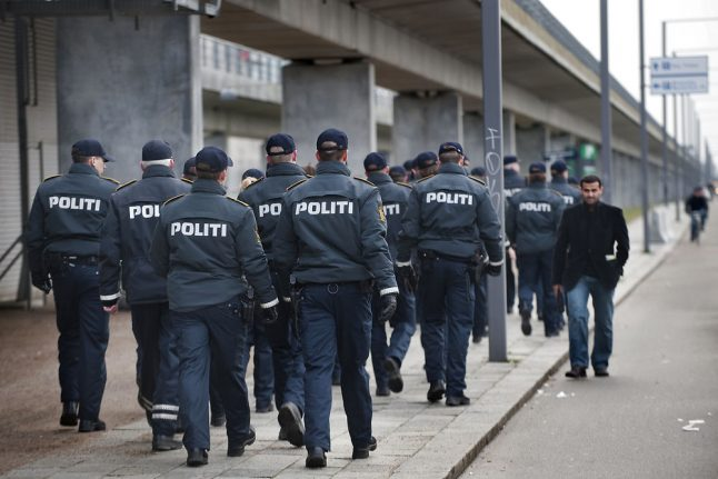Danes' confidence in police drops for third year in a row: report