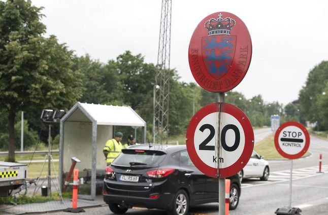 Nearly 5,500 turned back at Denmark's border since 2016