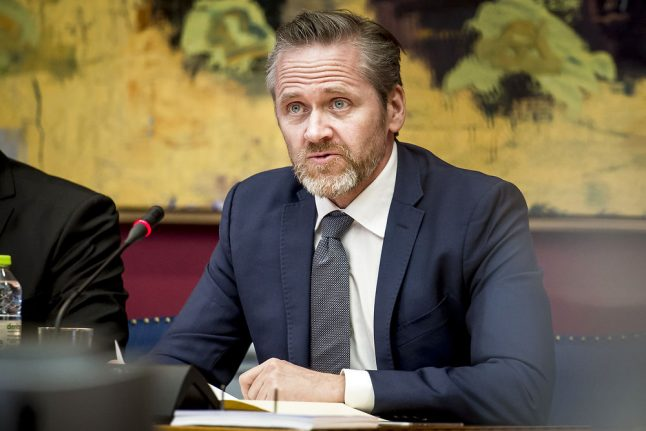 Denmark's foreign minister 'sees no reason' to congratulate Putin on election win