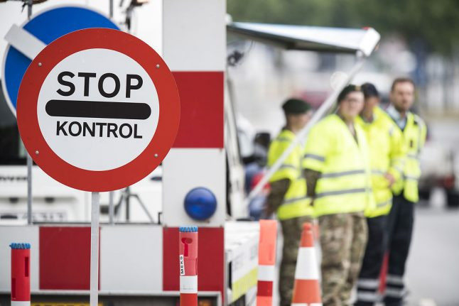 Denmark wants new extension of border control