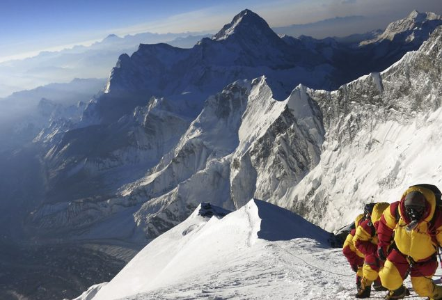 Climber wants to be first Dane to summit Everest without bottled oxygen