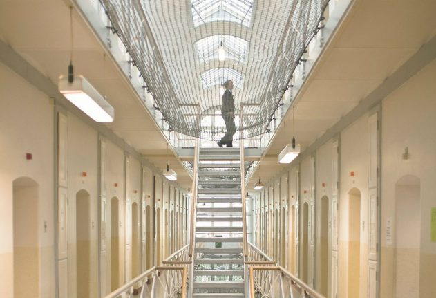 1,000 staff in prison system could be affected by labour dispute in Denmark