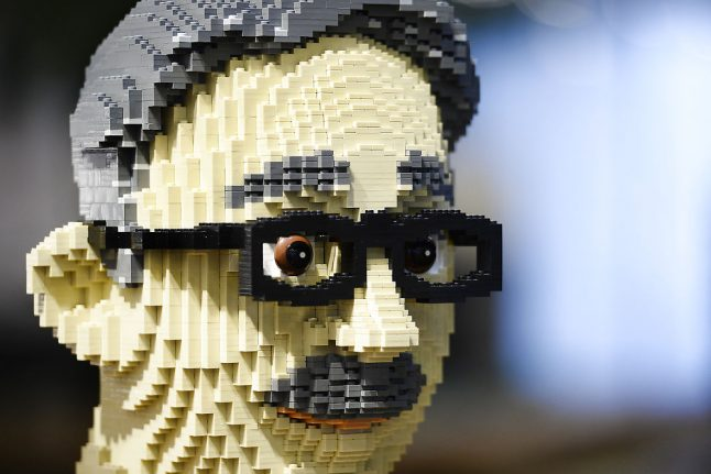 Lego's profits fall for first time in 13 years