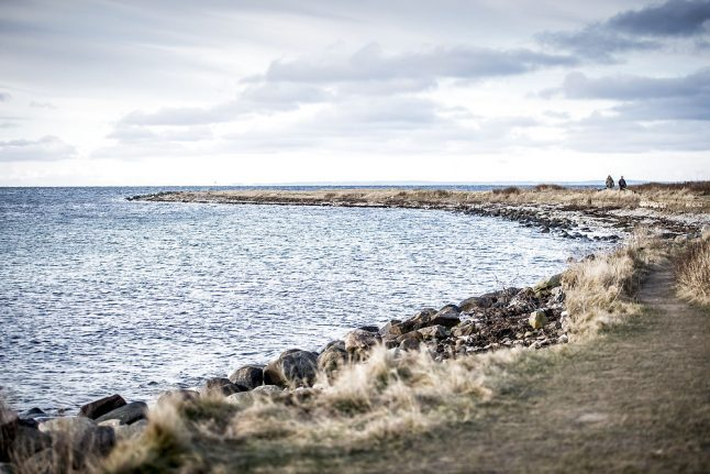 Snow, sleet and cold forecast for Easter week in Denmark
