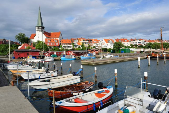 Russian television station accused of manipulating Denmark report