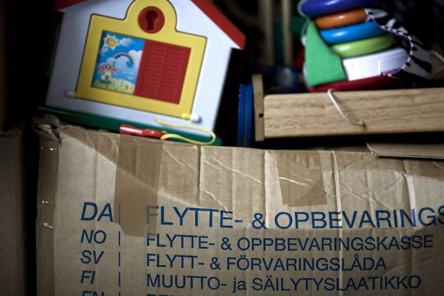 Fewer people moving between Denmark and Sweden: report