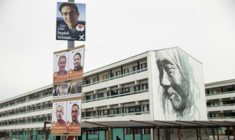 Independence from Denmark key issue in Greenland vote