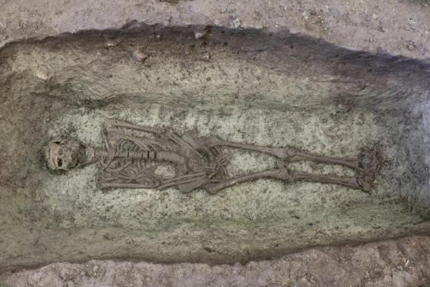 Archaeologists think they have found Copenhagen's oldest church
