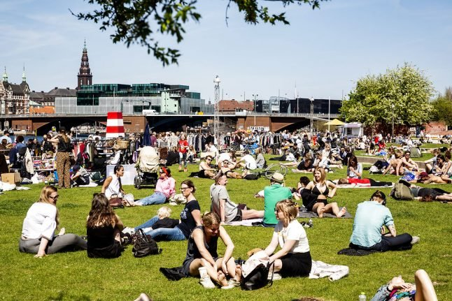 Sunny weather to return to Denmark this weekend