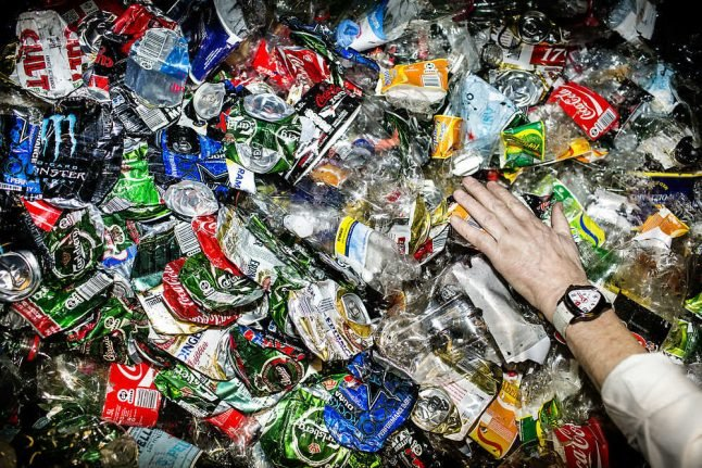 Danes pick up 173 tonnes of litter from natural areas