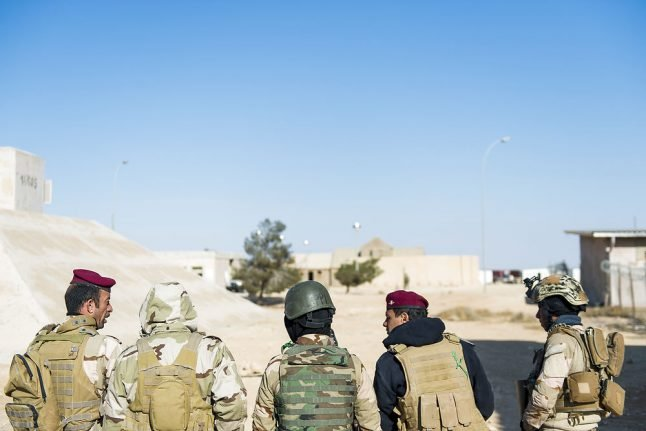 Denmark to pull special forces out of Iraq