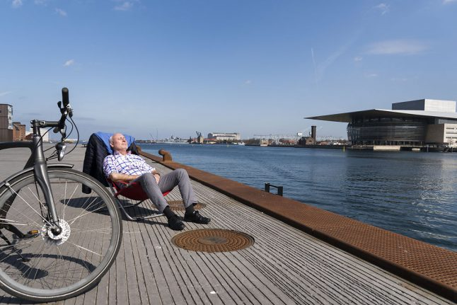 'Summer-like' weather forecast in Denmark this weekend